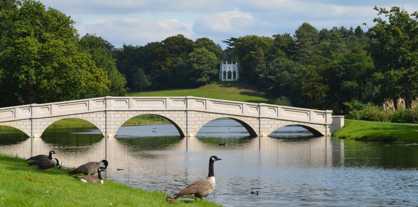 Painshill Historic Tour