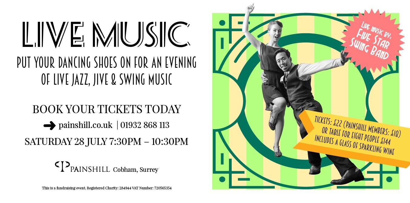WW1 Centenary Jazz, Jive & Swing Night