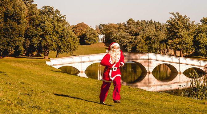 Princess Alice Hospice 5k Santa Fun Run