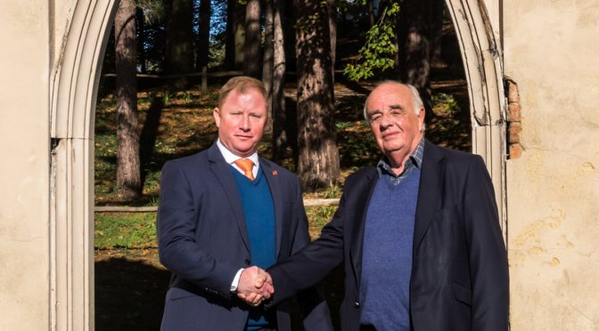 Painshill Park Trust appoints a new Director