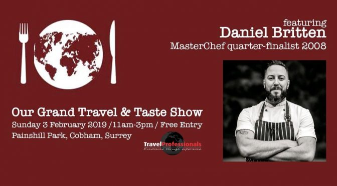 The Travel Professionals Grand Travel and Taste Show