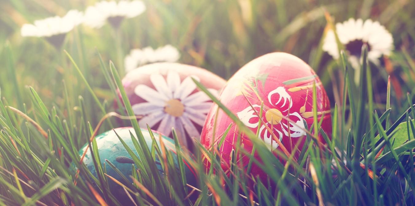 Easter Chocolate Treasure Hunt