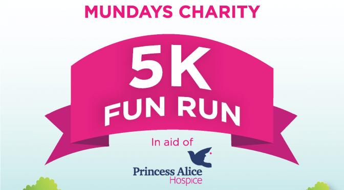 Mundays 5K Fun Run – 8th May 2019