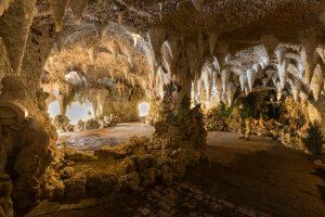 Crystal Grotto at Painshill - credit Graham Dash