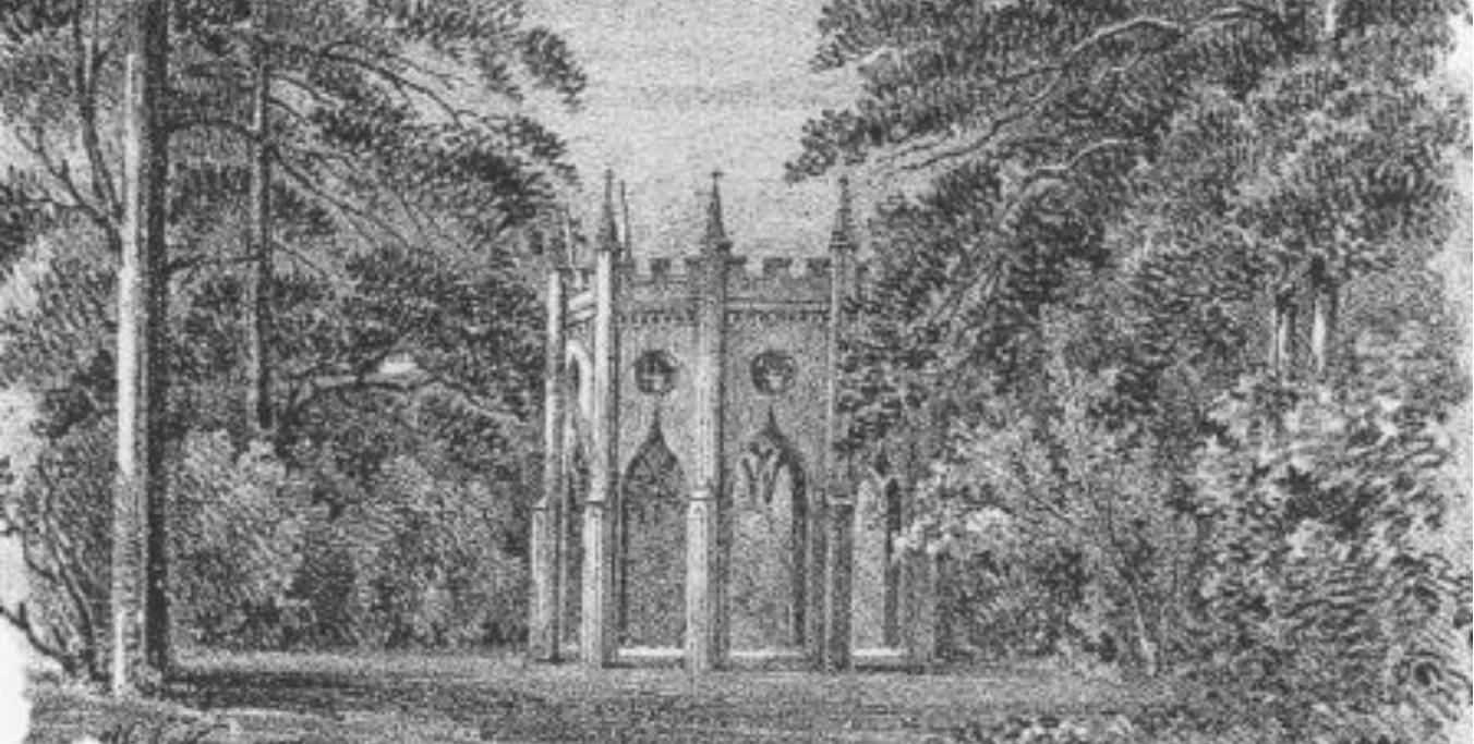 Talk: Origins of the 18th century English Landscaping Movement