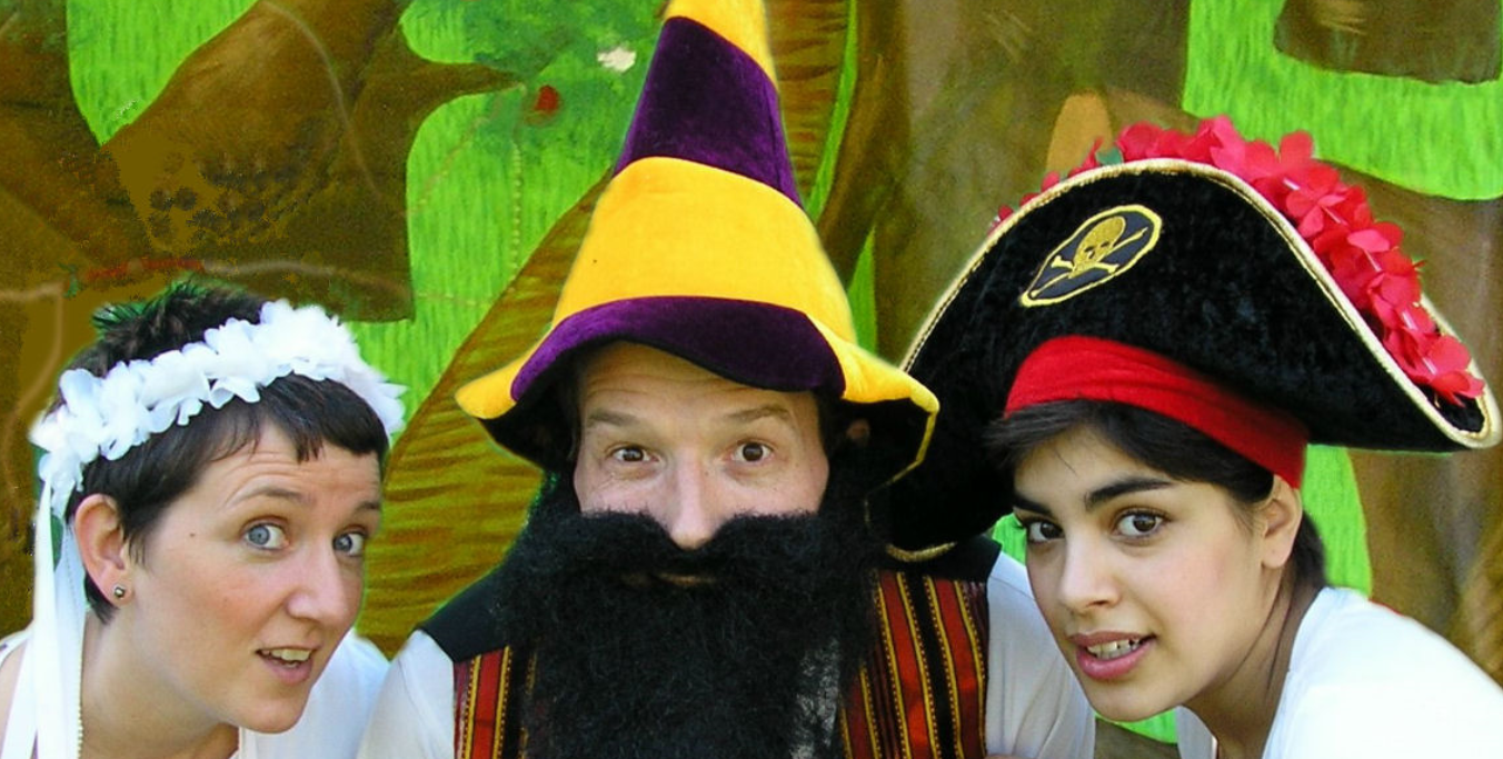 Children's Fairy Tale Theatre The Cat's Grin Theatre Company