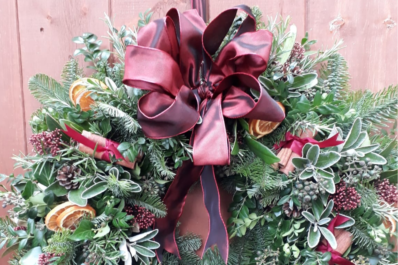 Wreath Making Workshop *SOLD OUT*