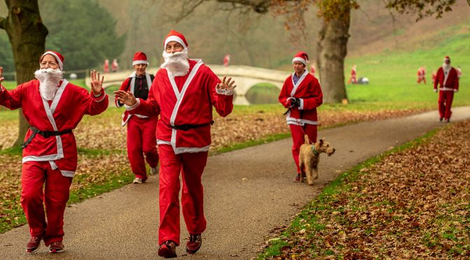 Santa Fun Run 2019 – Saturday 7th December