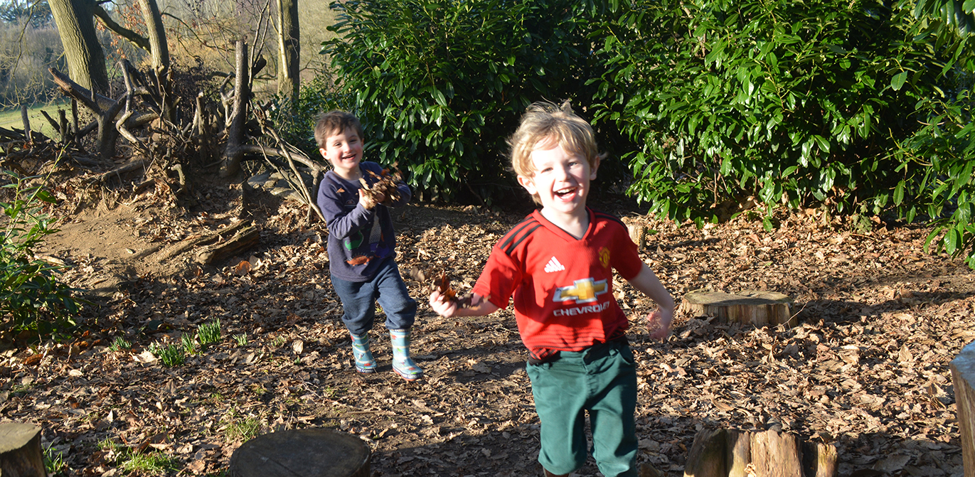 Christmas Special: Parent & Child Forest School *SOLD OUT*