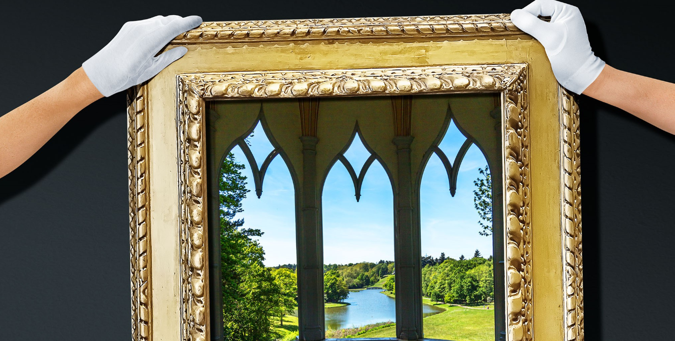 Talk: Art and the Creation of Painshill by Michael Symes