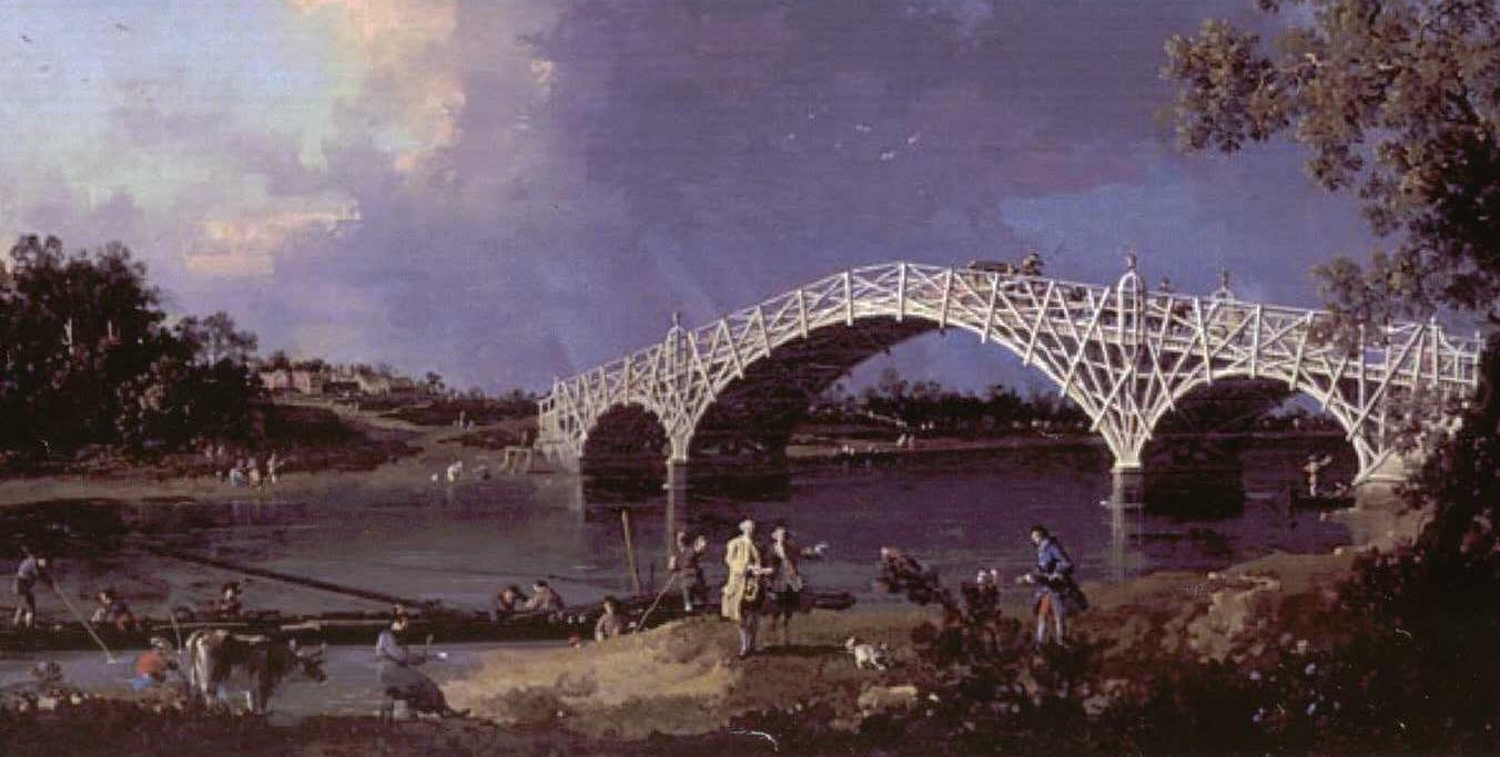 Talk: The History of Walton Bridge by Nick Pollard
