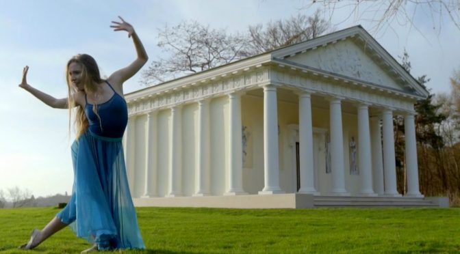 Millions of viewers see Painshill on TV's The Greatest Dancer