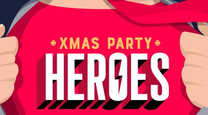 Christmas Party Heroes