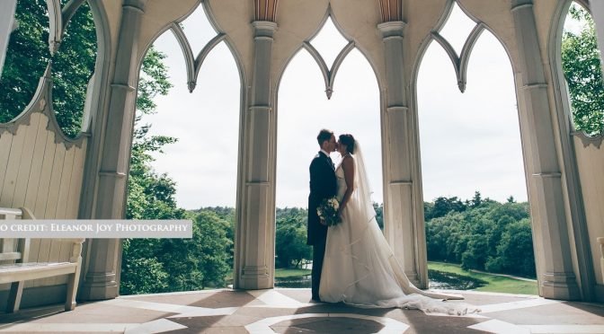 Outside wedding ceremonies are now available at Painshill