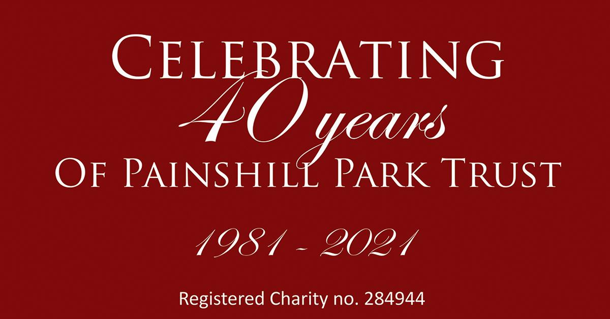 Painshill 40th anniversary
