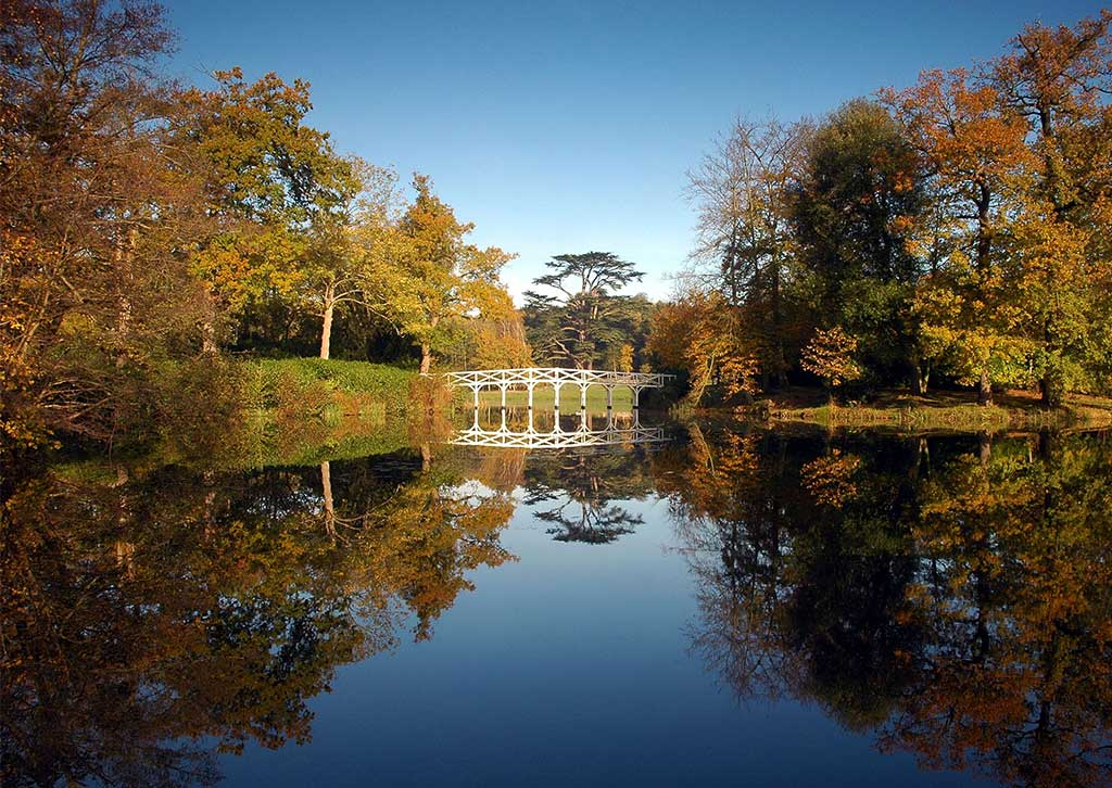 About Painshill Autumn