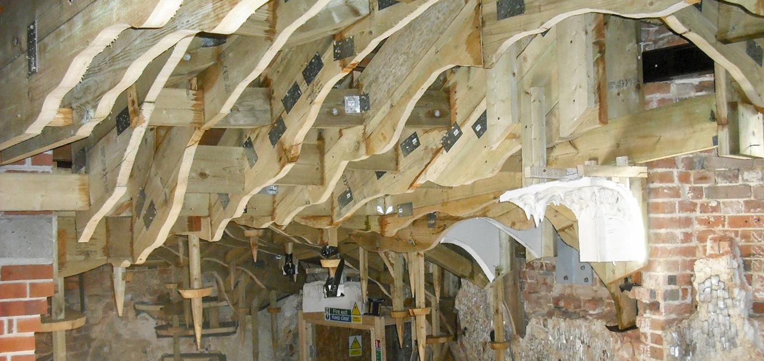 Crystal Grotto restoration