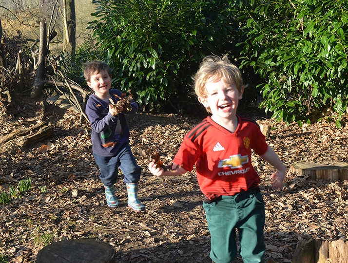 Into the Woods: Parent & Child Forest School *SOLD OUT*