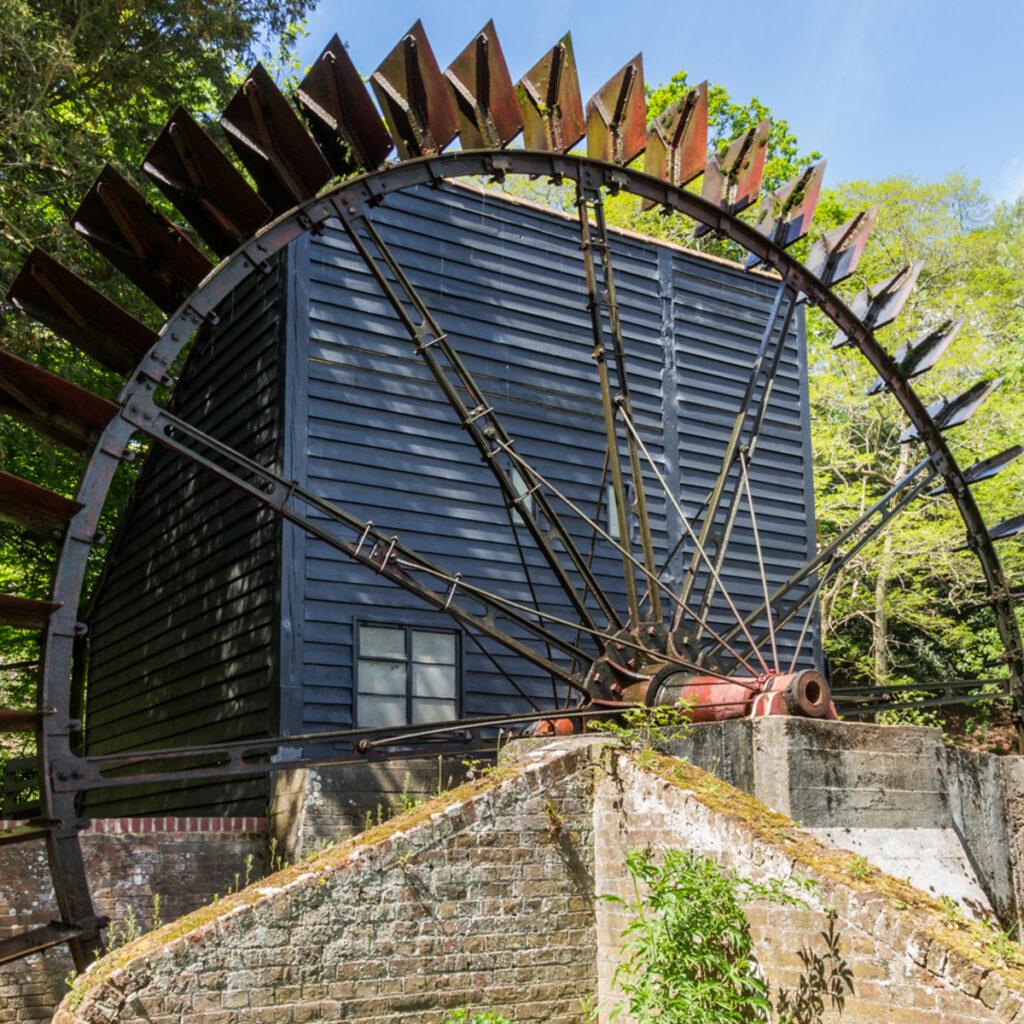 The Waterwheel