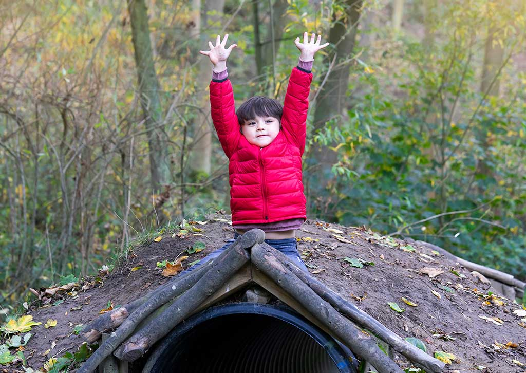 Early Years outdoor learning