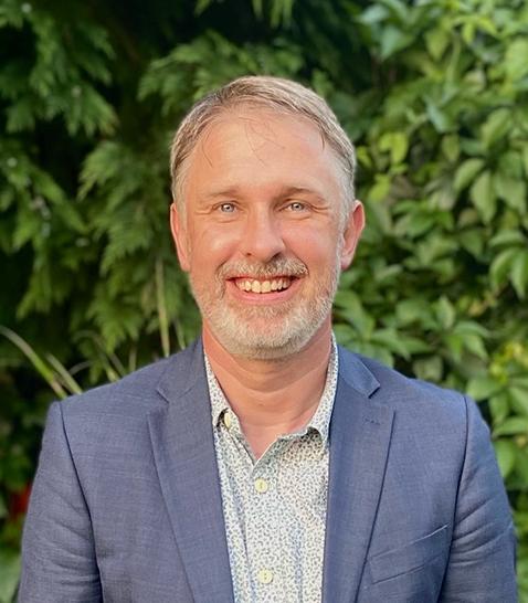 David Hingley trustee at Painshill Park Trust
