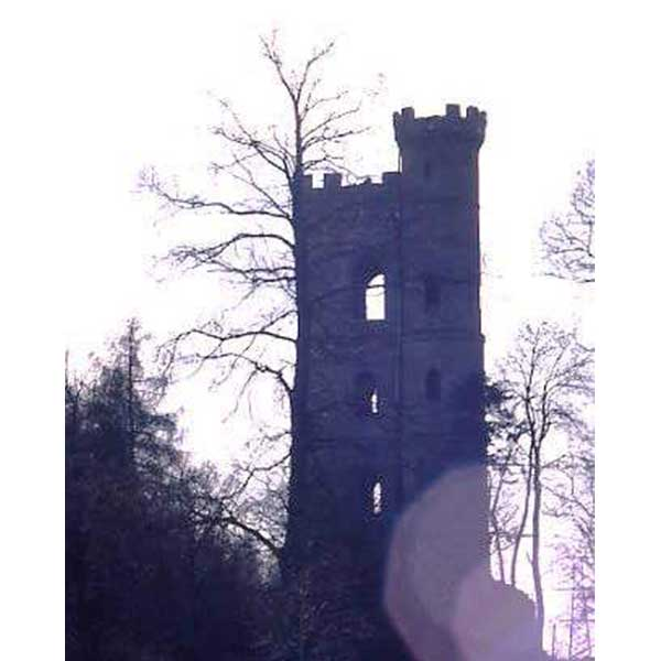 Gothic Tower before