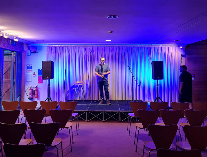 Stand-up Comedy in the Abercorn Room