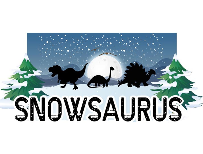 SNOWSAURUS Christmas 2021
